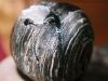 esfera em argilas de varias cores
